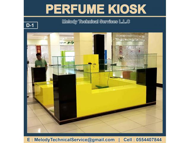 Candy kiosk Design Dubai | Mall Kiosk Design Dubai | Wooden kiosk