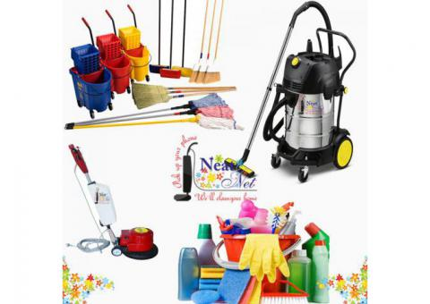 Cleaning Services | Neat and Net Cleaning Company