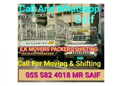 KBT MOVERS PACKERS 055-5824018 SAIF