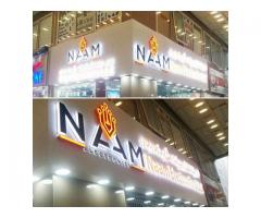 Call 050 209 7517, Sign board dismantling, Sign board Repair, Sign Board Cleaning,