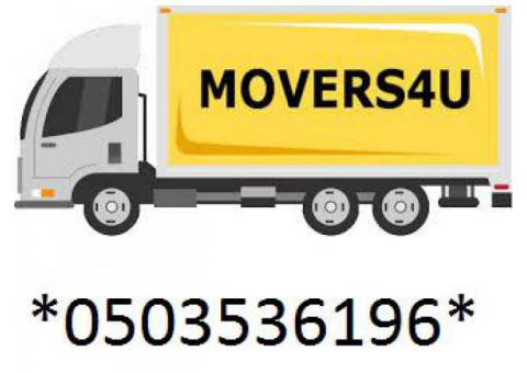 RHC Villa Movers and Packers in Abu Dhabi 0503536196