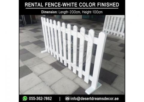 Weekly Rental Fence Uae   Monthly Rental Fences Uae.