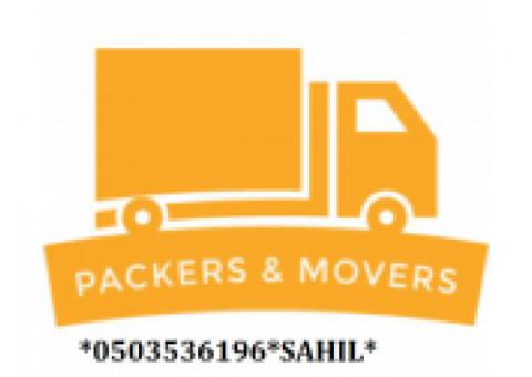 Al Ruwais Villa Movers and Packers in Abu Dhabi 0503536196 SAHIL