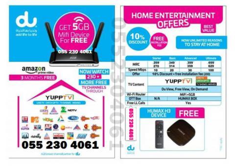 du telecom promotions