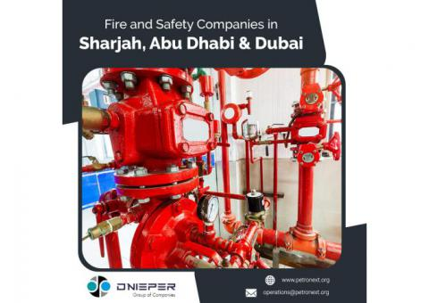 Fire and Safety Companies in Sharjah, Abu Dhabi & Dubai