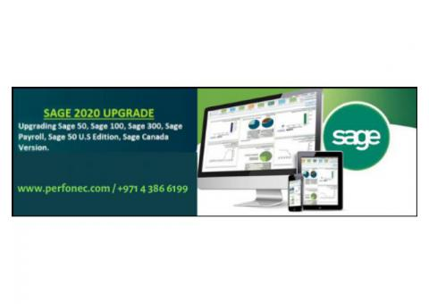 Sage Software- Sage 50 Pro Accounting 2020 US Edition, Perfonec