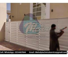 Wooden Fence Suppliers Dubai | WPC Fence UAE | Picket Fence Dubai