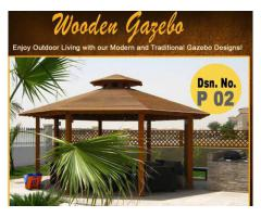 Outdoor Gazebo Suppliers | Garden Gazebo Dubai | Wooden Gazebo UAE