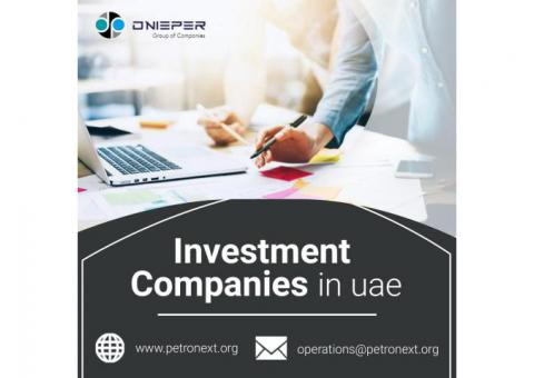 Investment Companies in UAE