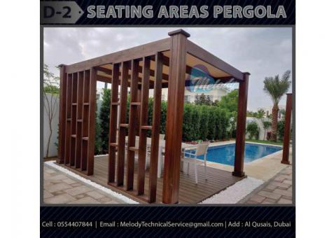 Wooden Pergola Suppliers | Modern Design UAE | Pergola In Dubai