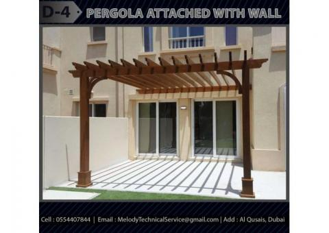 Dubai Restaurant Pergola Design | Wooden Pergola Suppliers | Outdoor Pergola Dubai