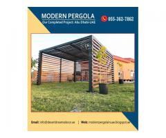 Modern Design Pergola Dubai | Most Affordable Priced Pergola Suppliers in Uae.