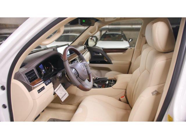 2020 Lexus LX 570 4WD