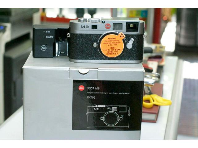 Leica M M9 18.0MP Digital Camera - (Body Only)