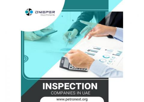 Inspection Companies in UAE & Abu Dhabi