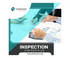 Inspection Companies in UAE & Abu Dhabi