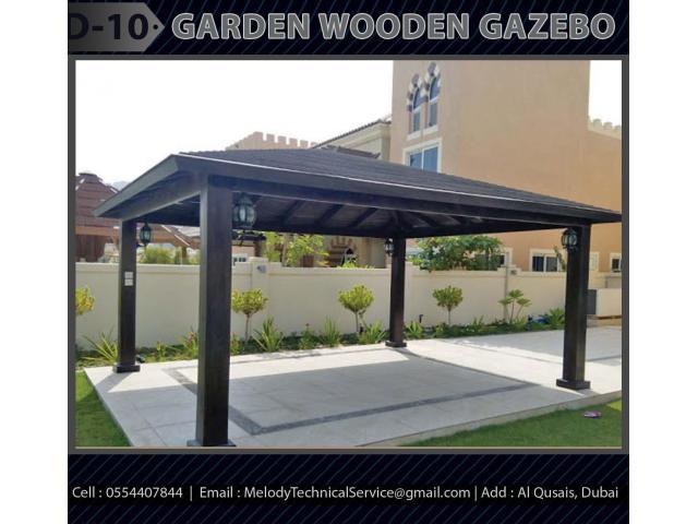Garden Gazebo In Dubai | Gazebo Suppliers | Wooden Gazebo Dubai