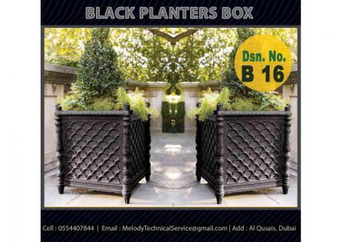Wall Mounted Planters Dubai | Garden Planters box | Wooden Planters Dubai