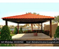 Wooden Gazebo In Abu Dhabi | Gazebo Suppliers Dubai | Garden Gazebo