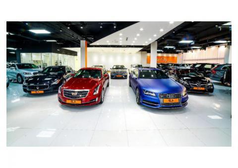 Pre-owned Cars Dealer in Dubai
