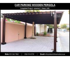 Car Parking Shades Abu Dhabi | Car Parking Pergola | Parking Solutions Uae.