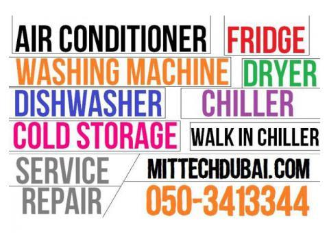 Ac Fridge Washing Machine Service Repairing in Works in Dubai