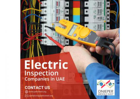 Inspection Companies in Abu Dhabi | UAE