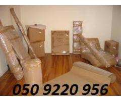 Movers in Ras Al Khaima - 050 9220956