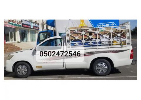 1 TON PICKUP FOR RENT IN DUBAILAND 0502472546