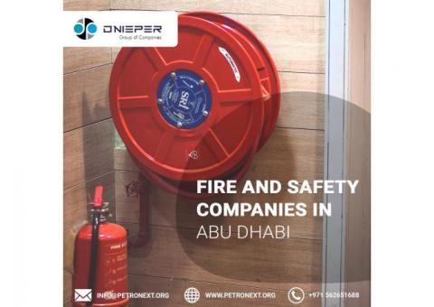 Fire and Safety Companies in Dubai