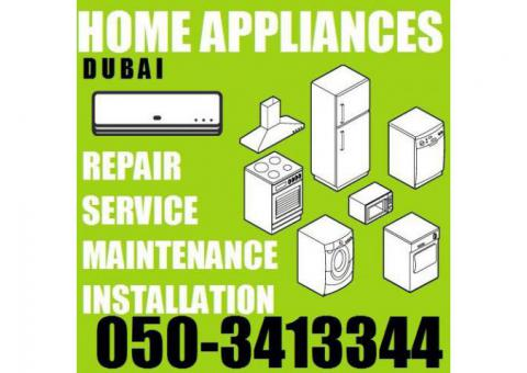 Ac Fridge Washing Machine Service Repair in Dubai