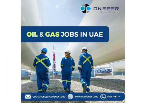 Oil & Gas jobs in UAE
