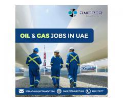 Oil & Gas jobs in UAE