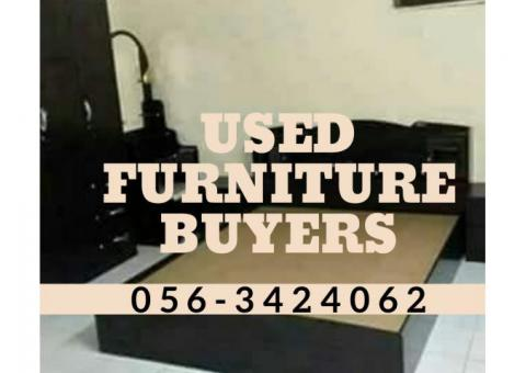 USED FURNITURE BUYERS IN DUBAI ( 0563424062) ABBAS