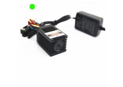 APC Driving 150mW 515nm High Power Green Dot Laser Module