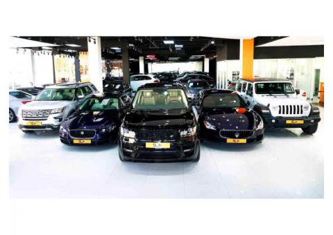 Luxury Cars For Sale in Dubai – Sun City Motors
