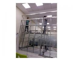 Glass,Aluminium,Gypsum Installation,Partitioning & Maintenance,0525868078