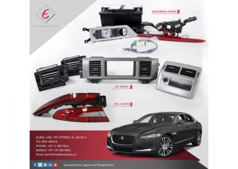 Jaguar Auto Spare Parts and Accessories – Elite International Motors