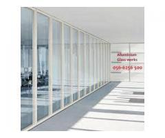 Bending, ALUMINIUM Work, Gym MIRROR, Glass PARTITION, CALL 050 2097517,