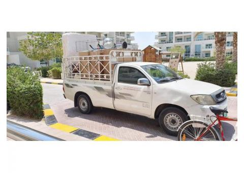 PICKUP FOR RENT IN AL KHAIL HEIGHTS 056-5879132