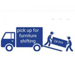 1ton pickup for rent in bur dubai 0504210487