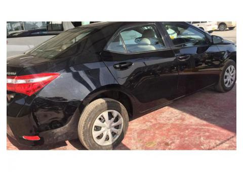 Used Toyota Corolla GLI A/T 1.3 for Sale