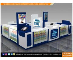 Coffee Kiosk Suppliers in Dubai | Wooden Kiosk | Dubai Mall Kiosk