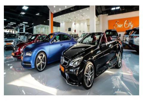Top Luxury Vehicle Dealership in Dubai – Sun City Motors