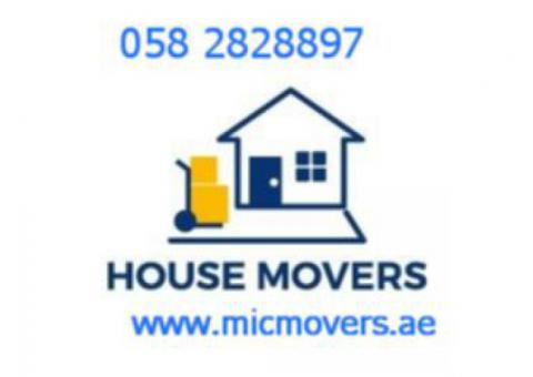 MIC House Movers Sharjah Best Movers and Packers 058 2828897