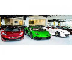 Luxury Car Choices in Dubai – Pearl Motors