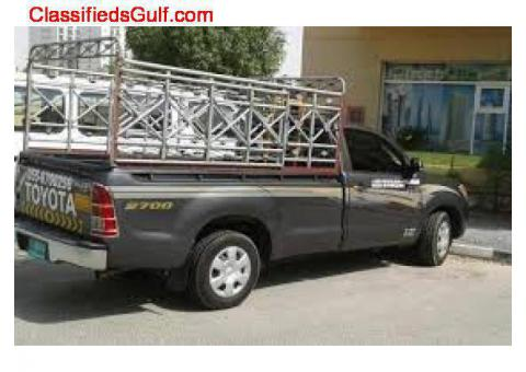 pickup truck for rent in dubai production city 0553432478