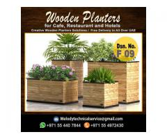 Wooden Planters Box Dubai | Planters Box Suppliers | Garden Planter Box UAE