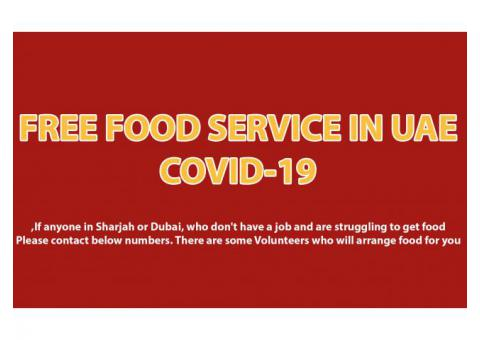 Free Food Services in Dubai   Abu Dhabi   Sharjah