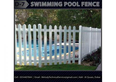 WPC Fence Dubai | Meranti Wood Fence Dubai | White Wood Fence Dubai